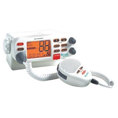 Marine Electronics - Cobra Electronics Marine VHF Radio MRF75