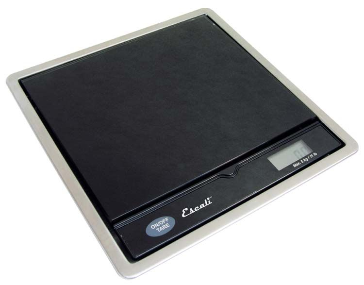 Escali 115B  11 LB Pronto Surface Mountable Scale