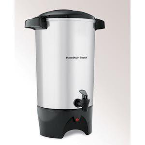 Hamilton Beach 42-Cup Coffee Urn - 40515 LEHA909