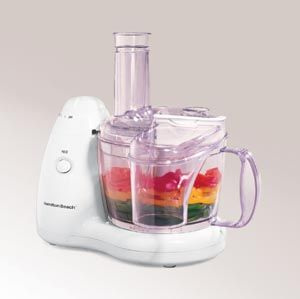 Hamilton Beach 8-Cup 2-Speed Food Processor - 70550R