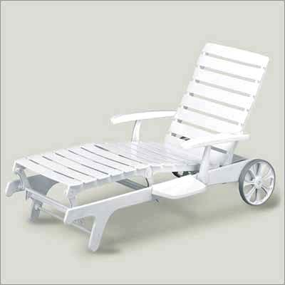 Outdoor Furniture - Kettler Tiffany Chaise Lounge - 1672-000