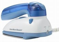 Hamilton Beach Travel Iron with Steamer  10090