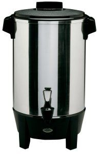 Westbend 12-30 Cup Automatic Party Perk - 58030 LEWE913