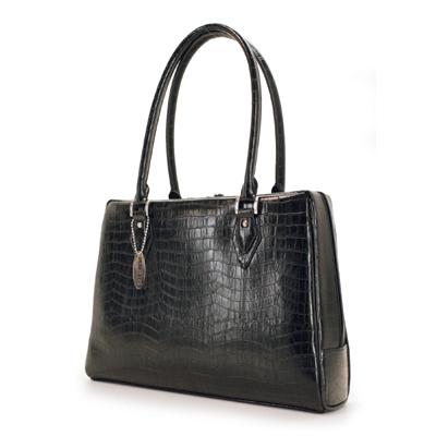 Mobile Edge MEMC1L Milano Handbag 17   Black