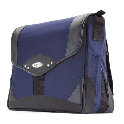 Mobile Edge MEMP03 Prem Messenger Bag Navy/Black