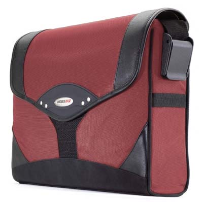Mobile Edge MEMS07 Messenger Bag Dr.Pepper/Black
