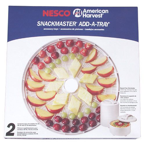 Nesco American Harvest Add-A-Tray for FD-40 FD-50 and FD-60 - LT-2W