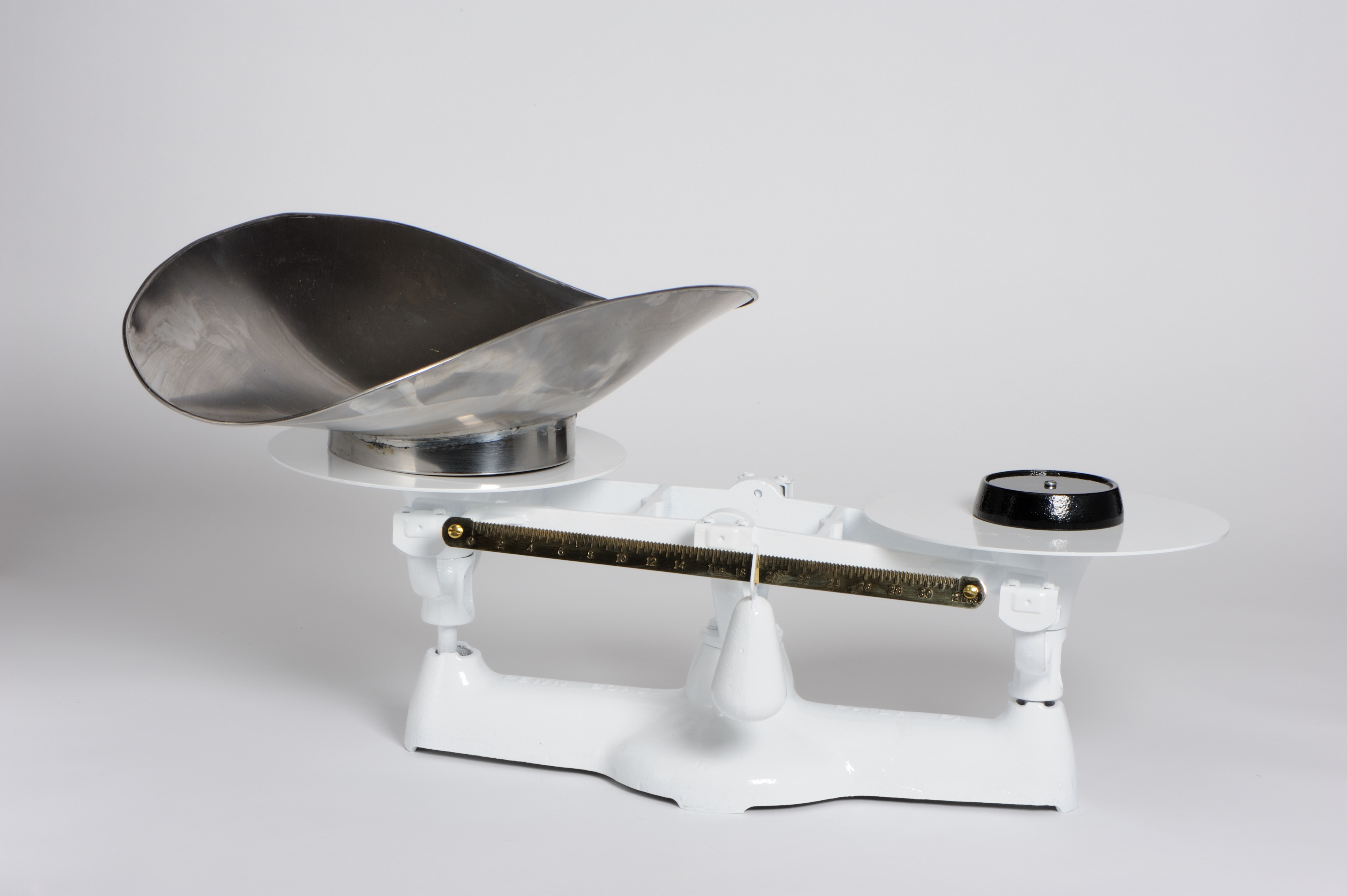 Penn Scale 1401 SS 16 Pound Bakers Scale with SS Scoop