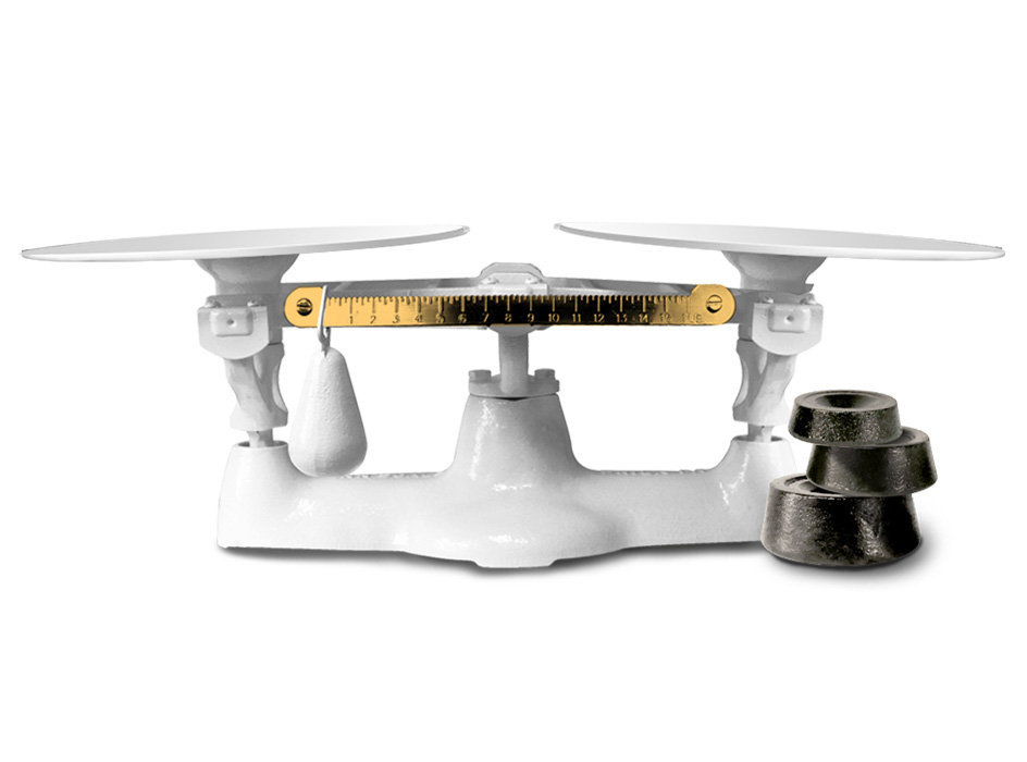 Penn Scale 1704 B 4 Pound Bakers Scale