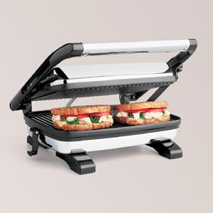 Hamilton Beach Panini Press Gourmet Sandwich Maker - 25450 at Sears.com