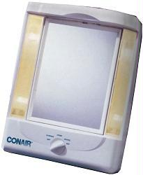 Conair Illumina Collection Two-Sided Lighted Makeup Mirror TM8L