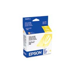 EPSON T042420 INK YELLOW FOR STYLUS C82