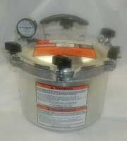 ALL-AMERICAN 15 Quart Pressure Cooker Canner - 915