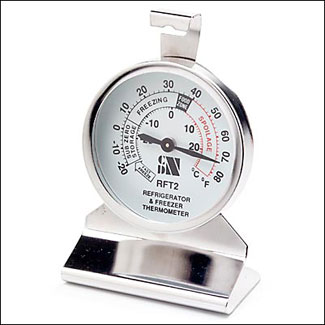 CDN RFT2 Heavy Duty Refrigerator/Freezer Thermometer at Sears.com