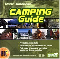 ARC MEDIA CAMPING GUIDE NORTH AMERICAN