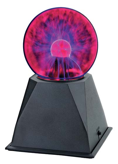 "Creative Motion 10192 4"" Plasma Ball"