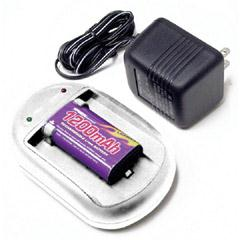Lenmar NoMEM CRV3 Battery and Charger Kit KIT-CRV3