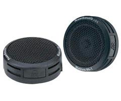 Power Acoustik 2-Way Mount Tweeters NB-1