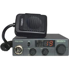 Uniden 2-Way Compact CB Radio PRO-510XL