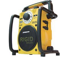 Sangean America AM/FM Utility Radio U-1 DBL1457