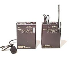 Azden Pro Series Lavaliere System WLX-PRO
