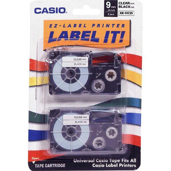 Casio Label Printer Tape for CWL-300 XR9-X2S