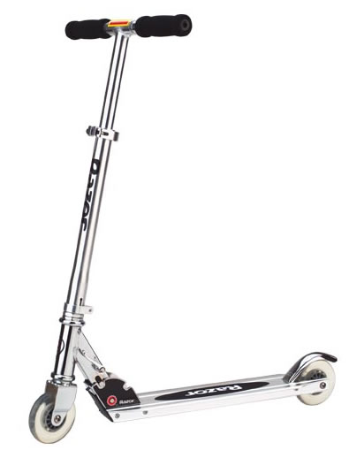 Razor 13003A-CL Toy of the Year Winner Scooter - Clear