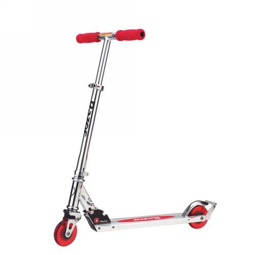 Sporting Goods Stores Razor 13003A2-RD Toy of the Year Winner A2 Scooter - Red