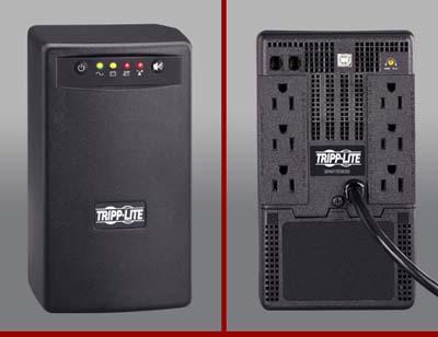 Tripplite SMART550USB 550VA Smart Pro USB UPS DHSMART550USB