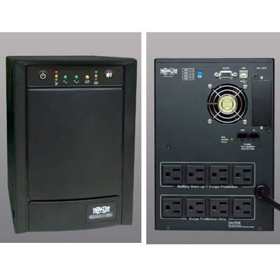Tripplite SMART750SLT 750VA Smart Pro UPS 120V 5-15P DHSMART750SLT