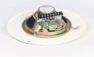 Bogen BG-CEILING S86T725PG8W Speaker w/o Volume