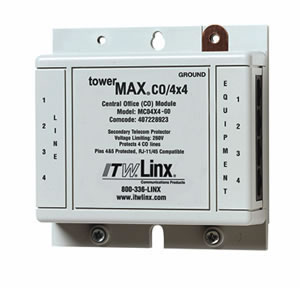 ITW Linx ITW-MCO4X4-60 Towermax CO/4x4