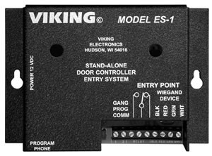 Viking Electronics VK-ES-1 Viking Stand Alone Door Entry