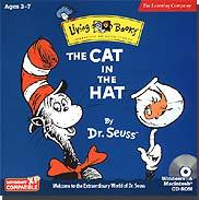 Cat And The Hat - Learning Company 381004 Dr Seuss' The Cat In The Hat