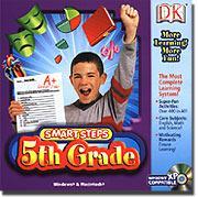 Dorling Kindersley Multimedia DK ldsmast5tj Smart Steps 5th Grade