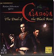 Arxel Guild lacasanovj Casanova The Duel of the Black Rose