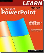 Pondview Interactive 40091 Learn Microsoft PowerPoint 2002/XP