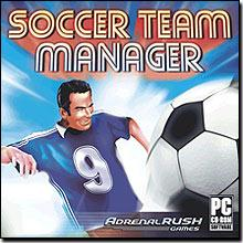 AdrenalRUSH Games LVSOCTEAMJ Soccer Team Manager