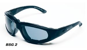 Body Specs BSG-2 BLACK POLARIZED.16 Black Frame Sunglasses with Polarized Lens