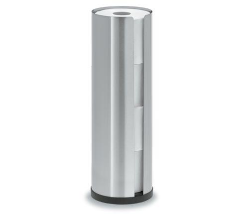 Blomus 68409 NEXIO Toilet Roll Holder Cylinder-Holds 4 Rolls
