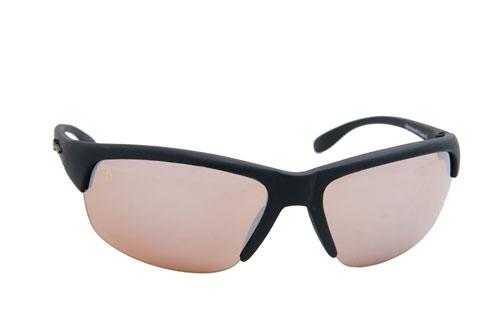 Coppermax 2460DM Sportsman Sunglasses - Matte Black