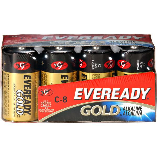 Eveready A93-8 Alkaline Battery Bulk Packs