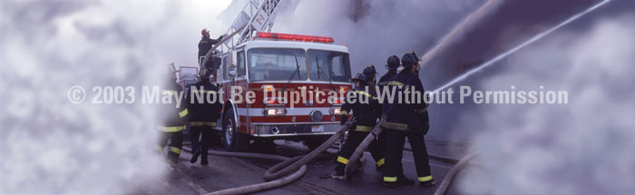 ClearVue Graphics Window Graphic - 16x54 Fifth Alarm FFS-004-16-54