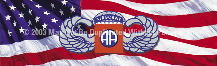 ClearVue Graphics Window Graphic - 16x54 82nd Airborne MIL-024-16-54