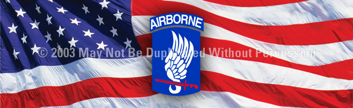 ClearVue Graphics Window Graphic - 16x54 173rd Airborne Brigade MIL-056-16-54