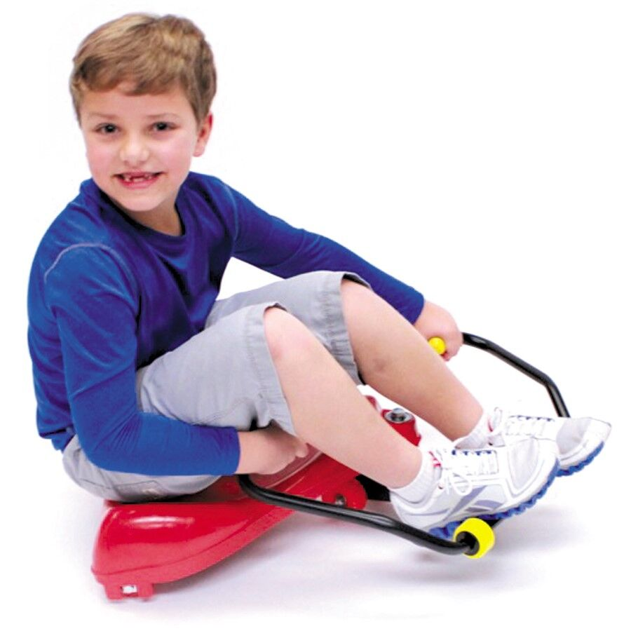 Roller Racer Amusement Mode R-RAl Self-propelled Riding Vehicle  Red  by Mason Corporation