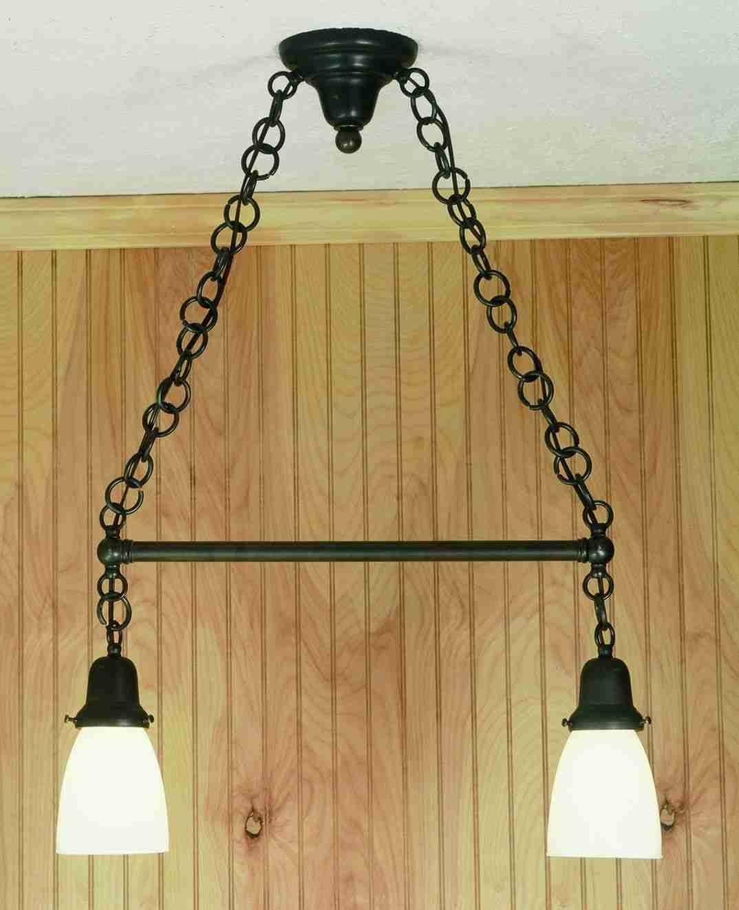 Meyda Tiffany 56601 Round Chain Rod Hanger