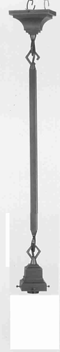 Meyda Tiffany 28129 30 Inch H 1 Lt Bungalow Pendant Fixture