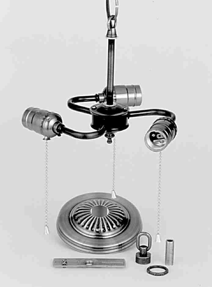 Meyda Tiffany 22778 3lt Pullchn Inch S Inch Clstr/Wire/Cnpy