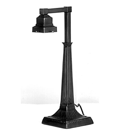 Meyda Tiffany 26413 19.5 Inch 1 Arm Missionbase/2 Inch Fitter